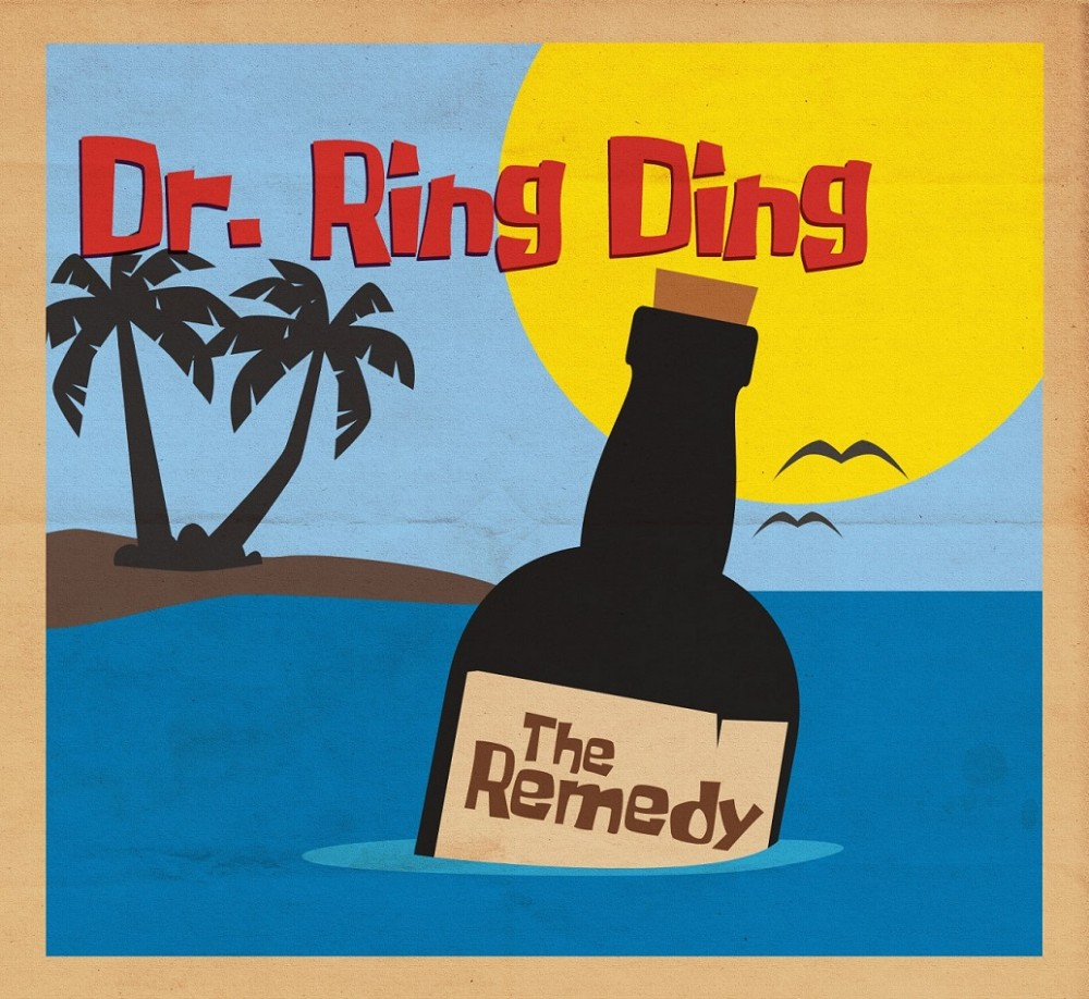 CD - Dr. Ring Ding - The Remedy