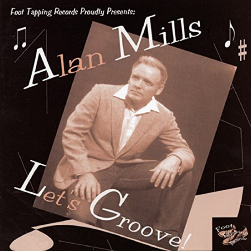 CD - Alan Mills - Let's Groove