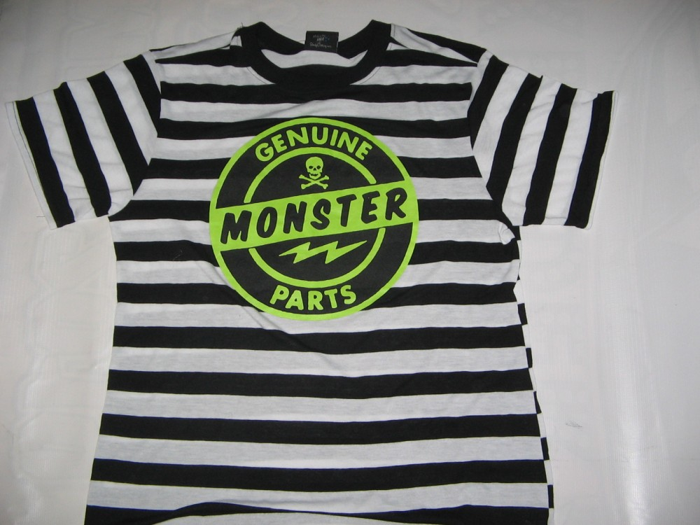 T-Shirt Steady - Genuine Monster Parts