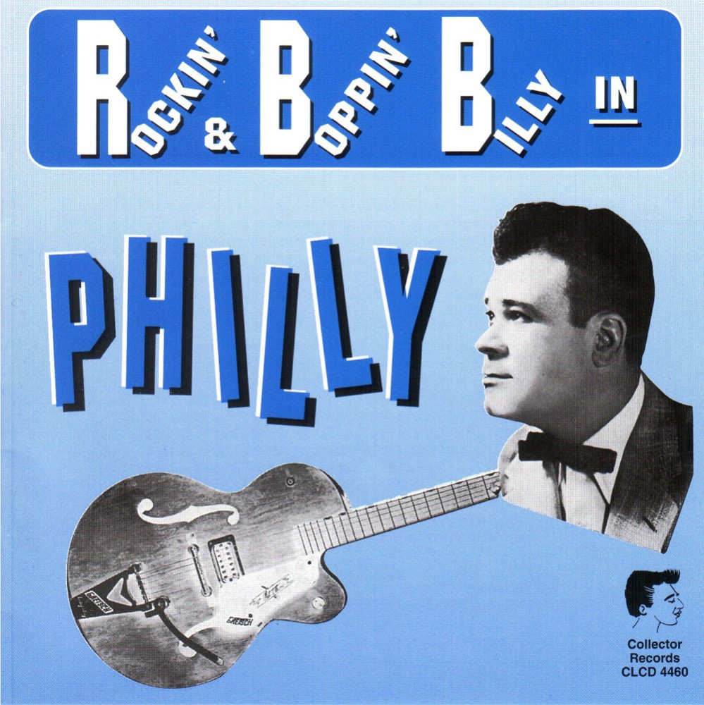 CD - VA - Rockin' and Boppin' Billy In Philly