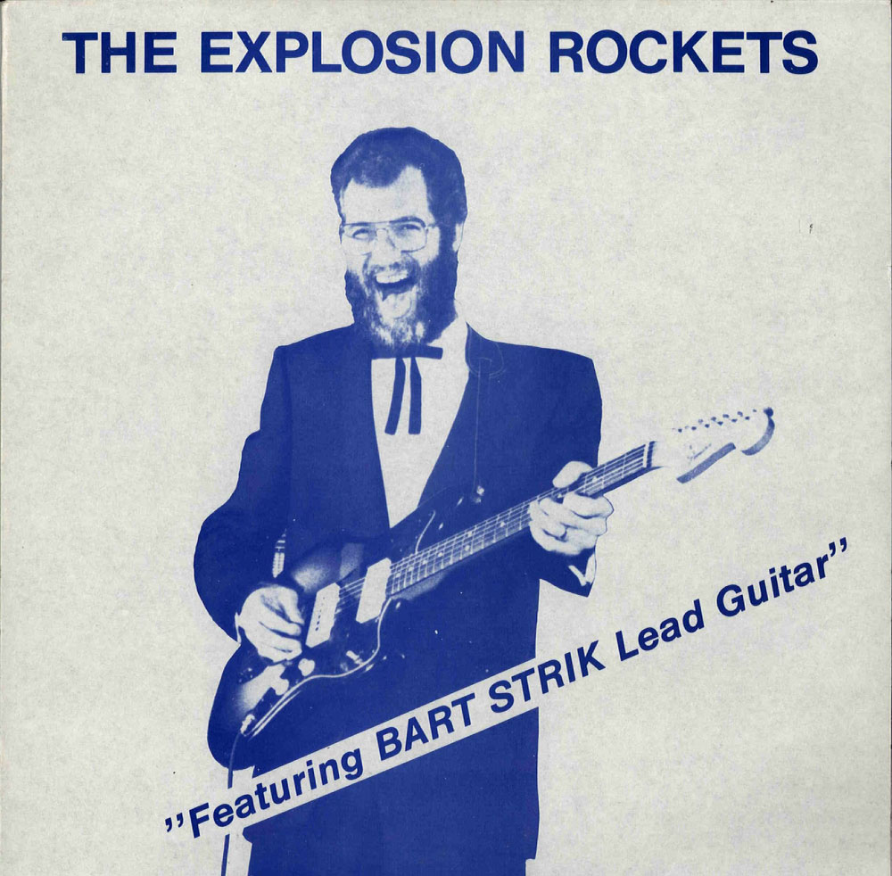 LP - Explosion Rockets Feat. Bart Strik
