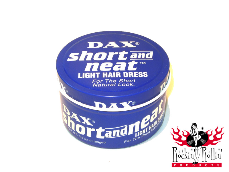 Pomade - Dax - Short And Neat (99g)