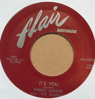 Single - Shirley Gunter - Oop Shoop / It?s You
