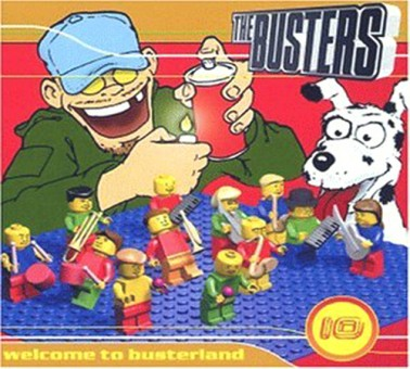CD - Busters - Welcome To Busterland