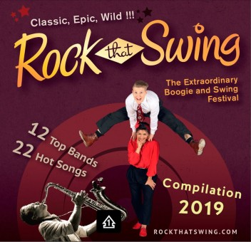CD - VA - Rock That Swing 2019