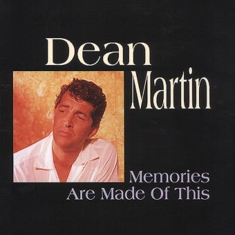 CD-8 - Dean Martin - Memories Are Made Of This