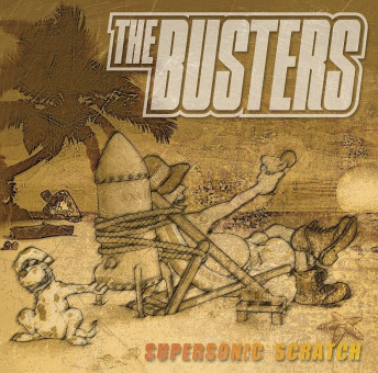 LP - Busters - Supersonic Scratch