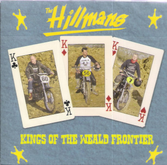 CD - Hillmans - Kings Of The Weald Frontier