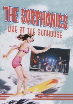 DVD - Surphonics - Live At The Sunhouse