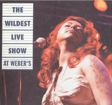 CD - VA - The Wildest Live Show - Live At Weber's