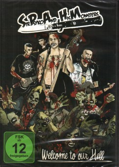 DVD - Sir Psyko And His Monsters - Welcome To Our Hell