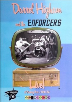 DVD - Darrel Higham & The Enforcers