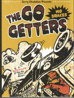 DVD - Go Getters - No Brakes