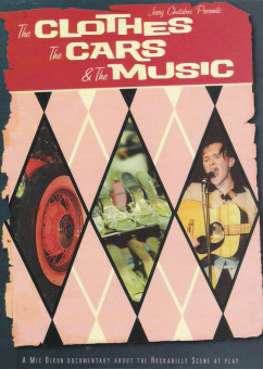 DVD - The Clothes, The Cars, The Music - Rockabilly Rave