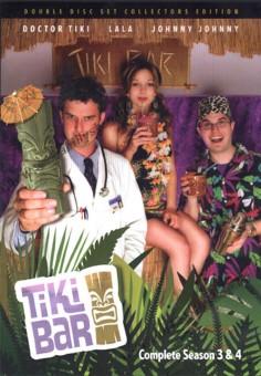 DVD - Tiki Bar TV, Complete Season 3 & 4
