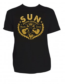 T-shirt Steady - Sun Records Acoustic