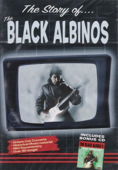 DVD - Black Albinos - The Story Of.. Vol. 1