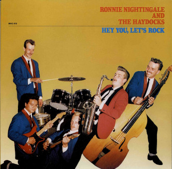 LP - Ronnie Nightingale - Hey You, Let´s Rock