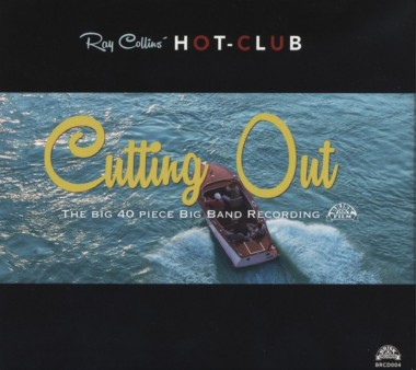 LP - Ray Collins Hot Club - Cutting Out