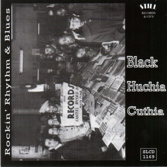 CD - VA - Black Huchia Cuthia