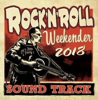 CD - VA - Walldorf Rock'n'Roll Weekender 2018