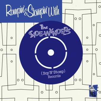 CD - Side-Wynders - Rompin' & Stompin' With The Side-Wyndersth The Side-winders