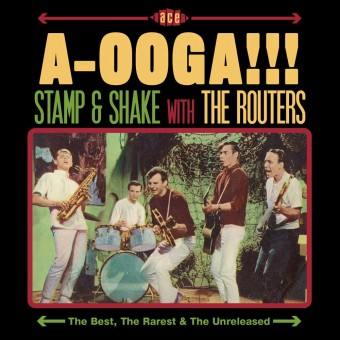 CD - Routers - A-Ooga!!! Stamp & Shake With The Routers