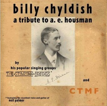 10inch - Billy Childish - A Tribute To A. E. Housman