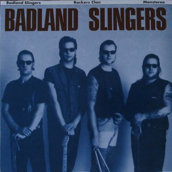 10inch - Badland Slingers - Rockers Clan