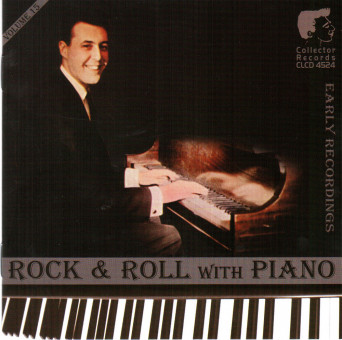 CD - VA - Rock'n'Roll With Piano Vol. 15