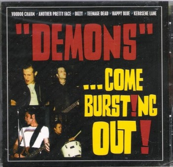 CD - Demons - Come Bursting Out!