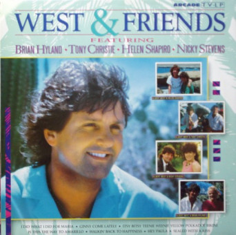 LP - Albert West - West & Friends