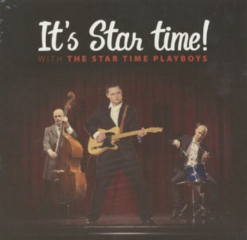 10inch - Star Time Playboys - It's Star Time