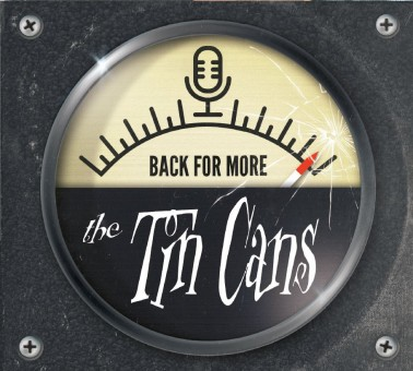 CD - Tin Cans - Back For More