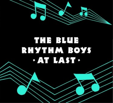 CD - Blue Rhythm Boys - At Last