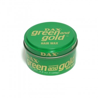 Pomade - Dax - Green And Gold (99g)