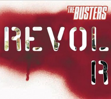 CD - Busters - Revolution Rock