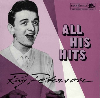 LP - Ray Peterson - All his Hits