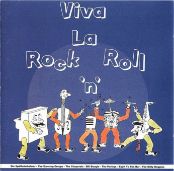 CD - VA - Viva La Rock and Roll Vol. 1