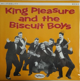 LP - King Pleasure And The Biscuit Boys - This is It!