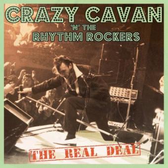 CD - Crazy Cavan & The Rhythm Rockers - The Real Deal