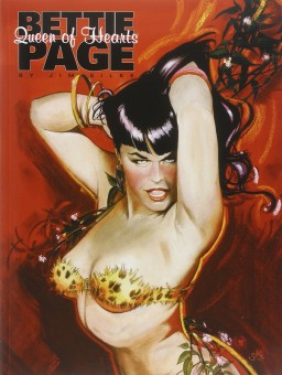 Buch - Bettie Page - Queen Of Hearts