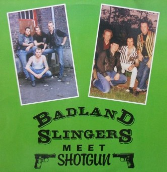 LP - VA - Badland Slingers meet Shotgun