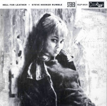 10inch - Steve Hooker Rumble - Hell For Leather