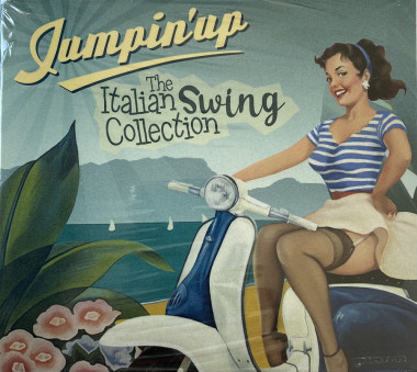 CD - Jumpin' Up - The Italian Swing Collection