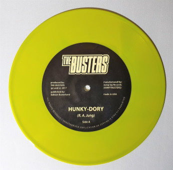 Single - Busters - Hunky Dory