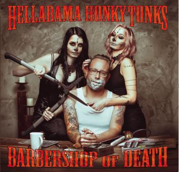 CD - Hellabama Honky Tonks - Barbershop of Death