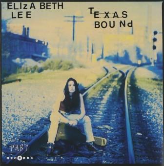 CD - Elizabeth Lee - Texas Bound