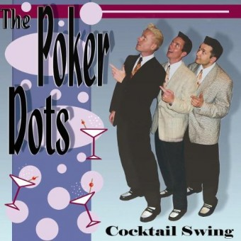 CD - Poker Dots - Cocktail Swing ? Swingin? Cocktail
