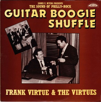 LP - Frank Virtue & The Virtues - Guitar Boogie Shuffle
